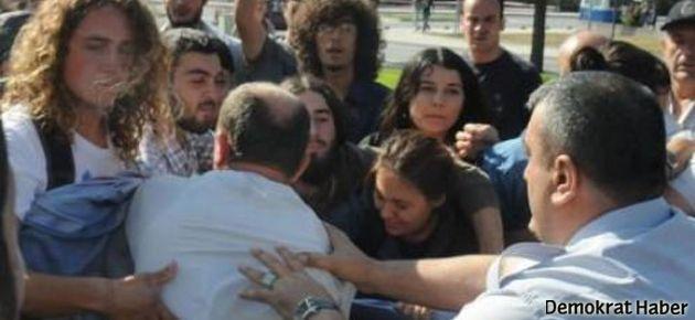 Uludağ Üniversitesi'nde Bülent Arınç'a protesto