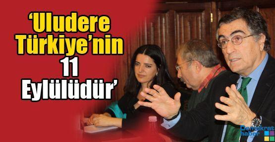 'Uludere Türkiye'nin 11 Eylülüdür'