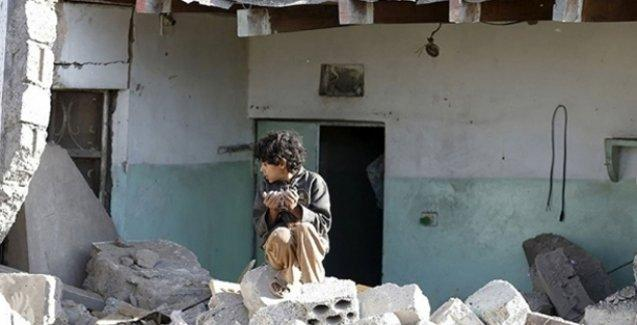 UNICEF Yemen'deki çatışmalarda ölen çocukların sayısını açıkladı