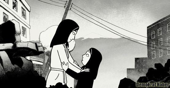 Üniversitede 'Persepolis' filmine sansür