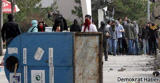 Üniversitelerde Newroz kutlamalarına saldırı