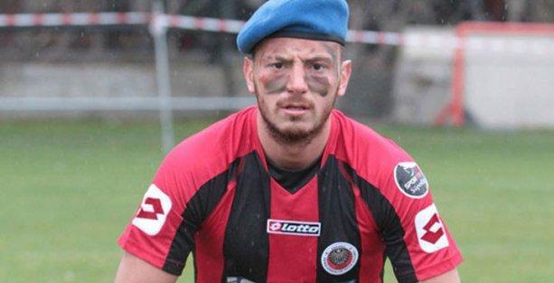 Üniversiteye isabet eden mermi Trabzonspor'lu futbolcudan