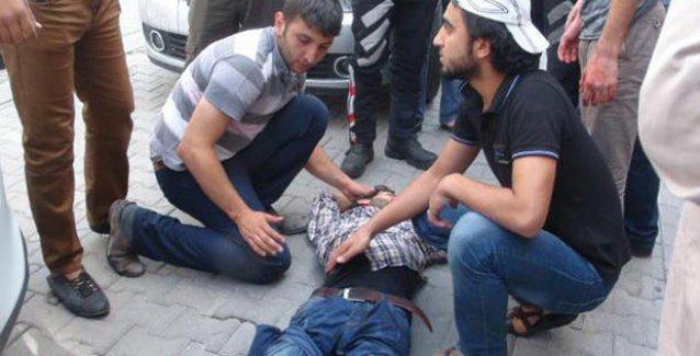 Urfa'da Suriyeli mültecilere saldırı: 3 yaralı