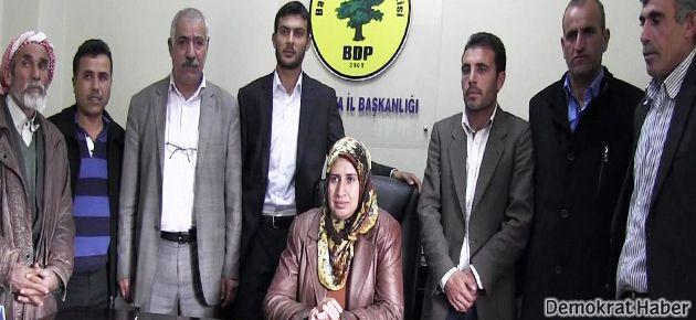 Urfa'da Araplardan BDP'ye katılım