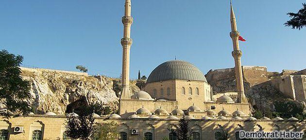 Urfa'da devlet camiye doymuyor