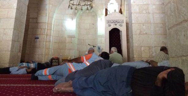 Urfa'nın eski Ermeni kiliselerine Ramazan rağbeti