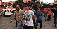 Adana'da 1267 kişi açığa alındı
