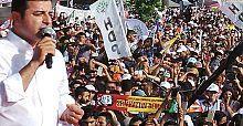 HDP ve DBP Diyarbakır'da 'Darbeye hayır demokrasi hemen şimdi' diyecek