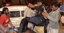 Pakistan'da polis okuluna saldırı: Ölü ve yaralılar var