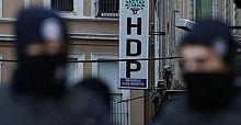 HDP'li Buldan ve Sancar tutuklu milletvekilleri ile görüştü