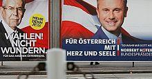 Avusturya'da zafer solun