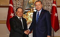 Barzani, Erdoğan görüşmesinin detayları belli oldu