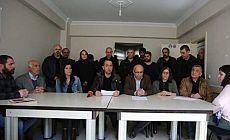 Dersim'de 'hayır' platformu kuruldu