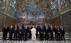 Papa Francesco: Avrupa Birliği kendini sorgulamalı, korkulara hapsolmamalı
