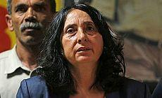 HDP'li vekil Nursel Aydoğan'a verilen hapis cezası onandı