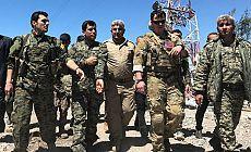 ABD'li komutan, Türkiye'nin saldırdığı bölgede