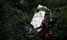 Zonguldak'ta trafik kazası: 10 ölü