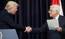 Trump İsrail-Filistin sorununda  elinden geleni yapacağını iddia etti