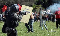 Brezilya'da ateş açan polise soruşturma