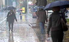 Meteoroloji'den uyarı: Kuvvetli yağış bekleniyor