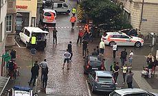 İsviçre'de elektrikli testere saldırısı: 2'si ağır 5 yaralı