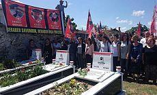 Suruç Katliamı'nda yitirilenler anıldı