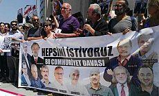 Cumhuriyet Davası Koordinasyonu: Gazetecilik suç değildir, hepsini istiyoruz