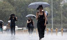 Yağmur İstanbul'a geri dönüyor