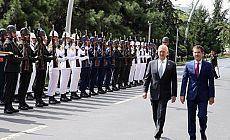 ABD Savunma Bakanı Mattis, Ankara'da