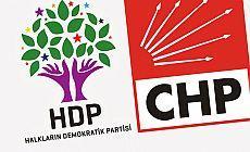 CHP'den HDP'ye davet krizi