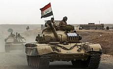 Irak Ordusu'ndan Havice'ye operasyon