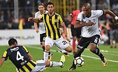 Fenerbahçe-Beşiktaş maçı sona erdi