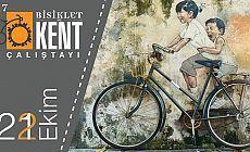 Bisiklet ve kent çalıştayı 'Yüzünü bisiklete dön'sloganıyla başladı