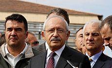 Kılıçdaroğlu'ndan Baykal'a ziyaret: Kötüye gidiş yok
