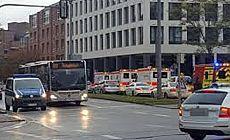 Almanya'da bıçaklı saldırı