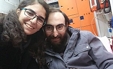 Semih Özakça'dan ilk fotoğraf