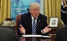 Trump'tan Rakka açıklaması