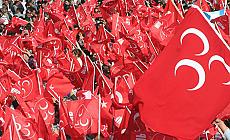 Antalya'da MHP'den 60 kişi istifa etti: Yeni partiye katılmak üzere istifa ediyoruz