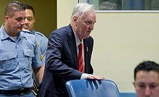 'Bosna kasabı' Mladiç'e soykırımdan müebbet hapis cezası