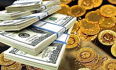 Dolar 3.90 lira sınırına dayandı, altın rekor kırdı