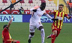 Galatasaray, Yeni Malatyaspor deplasmanında vurgun yedi