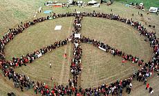Barışın işareti 60 yaşında