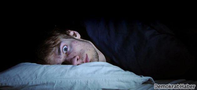 Uyku bozukluğu kalbi zayıflatıyor