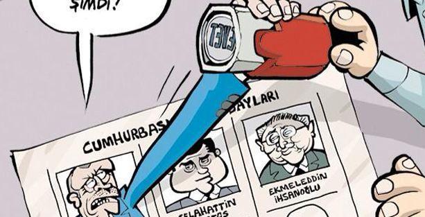 Uykusuz'da Erdoğan oy pusulasının içinden fırlıyor