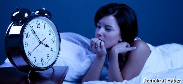 Uykusuzluk beyni 'zehirliyor'