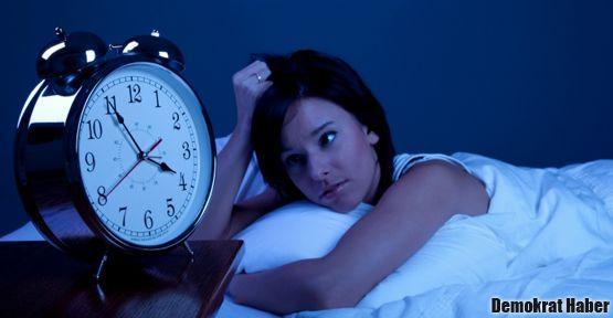 Uykusuzluk ciddi hastalıklara yol açıyor