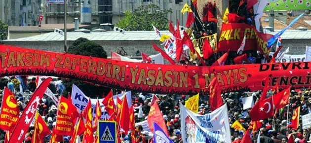Vali: Taksim'de 1 Mayıs için resmi müracaat yok