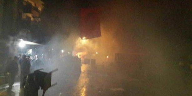 Validebağ Korusu'nda polis saldırısı devam ediyor