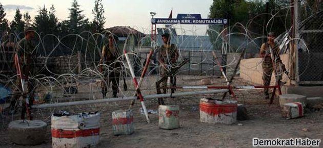 Valiliğin iddiası: Göstericiler askere ateş açtı