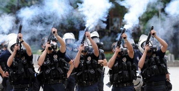 Valilik'ten Gezi'de gözünü kaybeden işçiye: Polisin biber gazı teçhizatı yok!